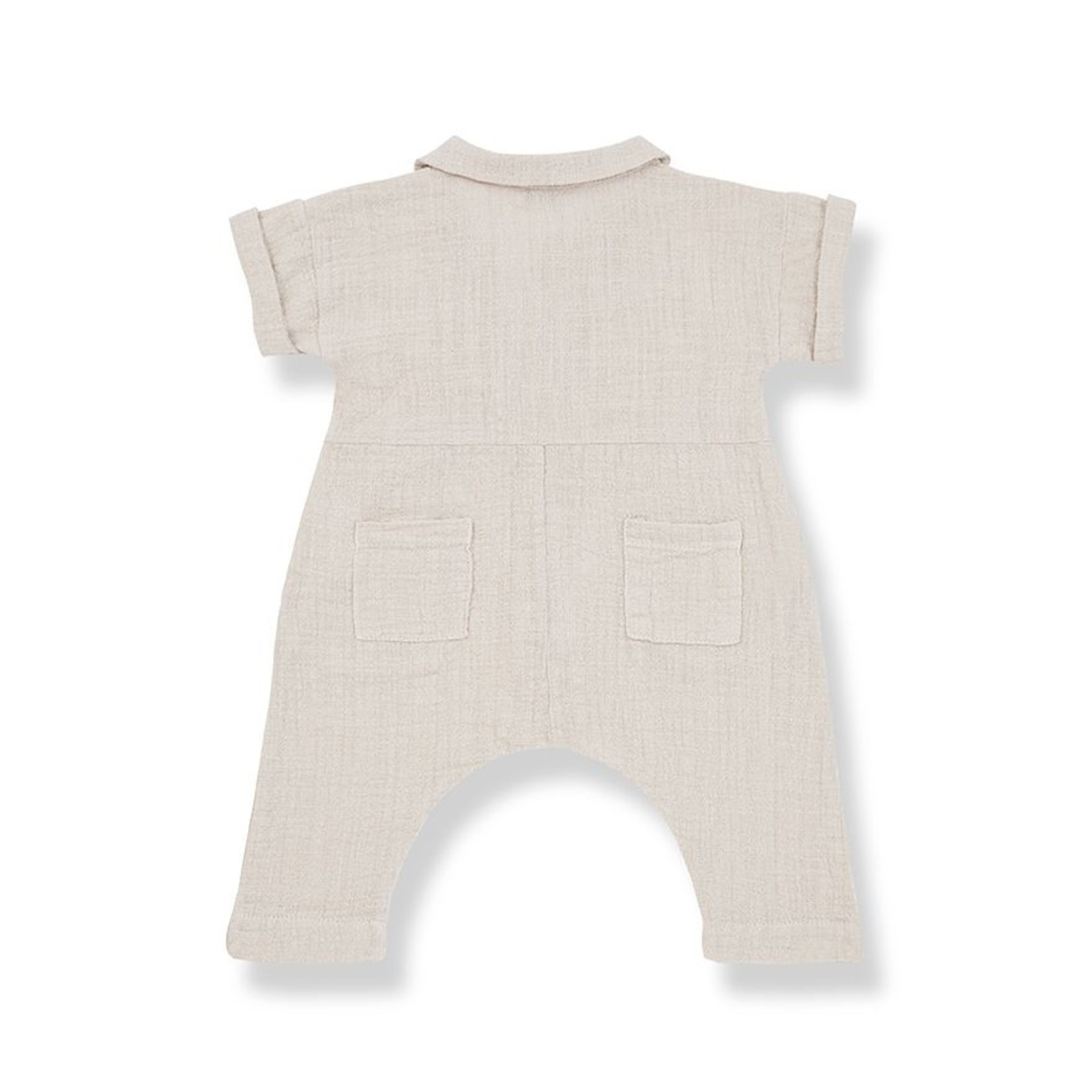 1+IN THE FAMILY 1 + IN THE FAMILY CARLOTA jumpsuit