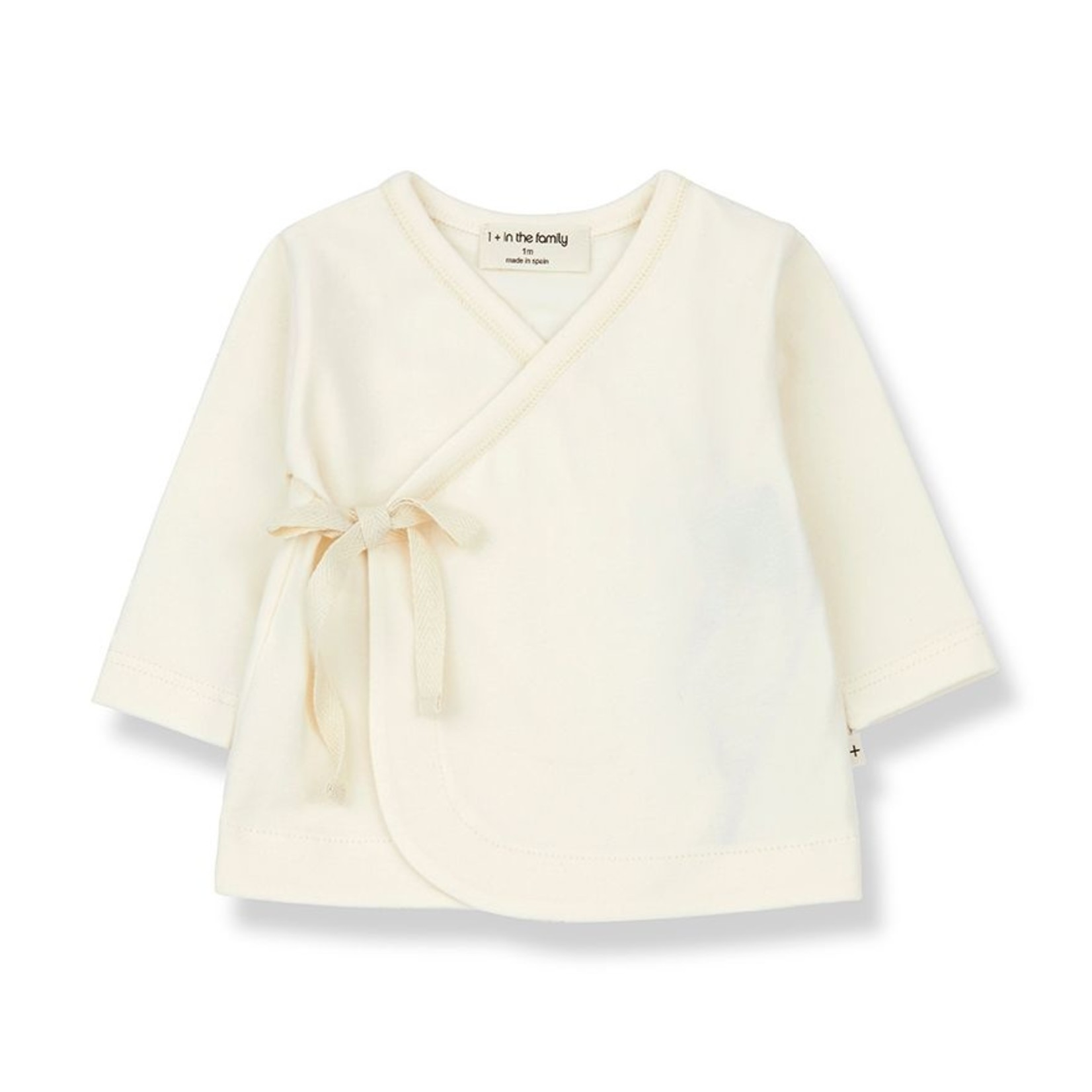 1+IN THE FAMILY 1 + IN THE FAMILY BABETTE newborn shirt
