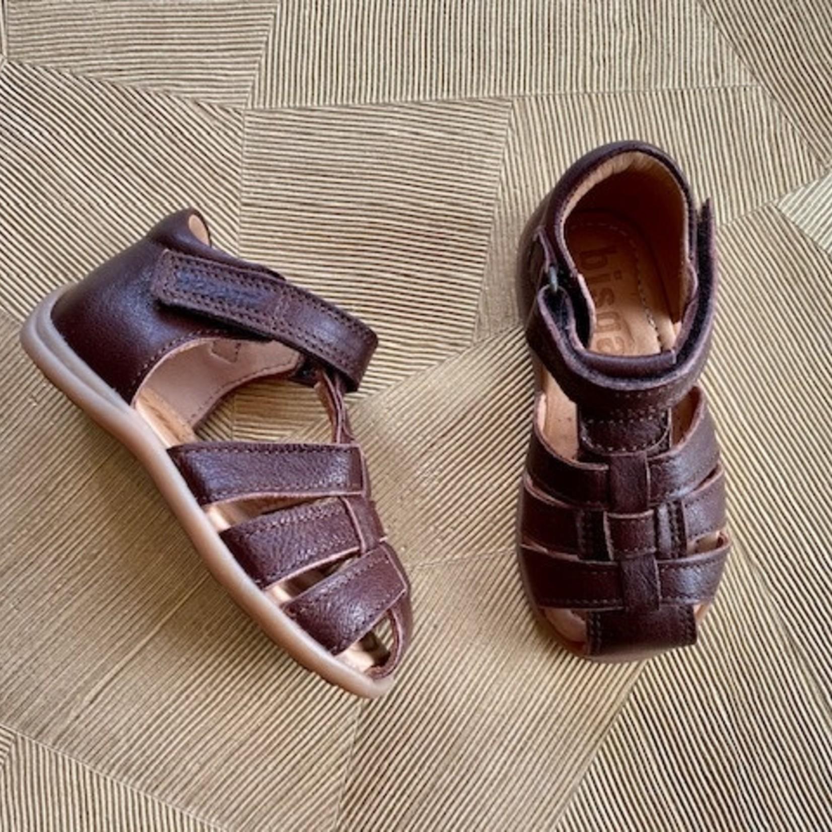 BISGAARD sandaal carly  BROWN