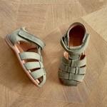 BISGAARD sandaal carly PISTACHIO