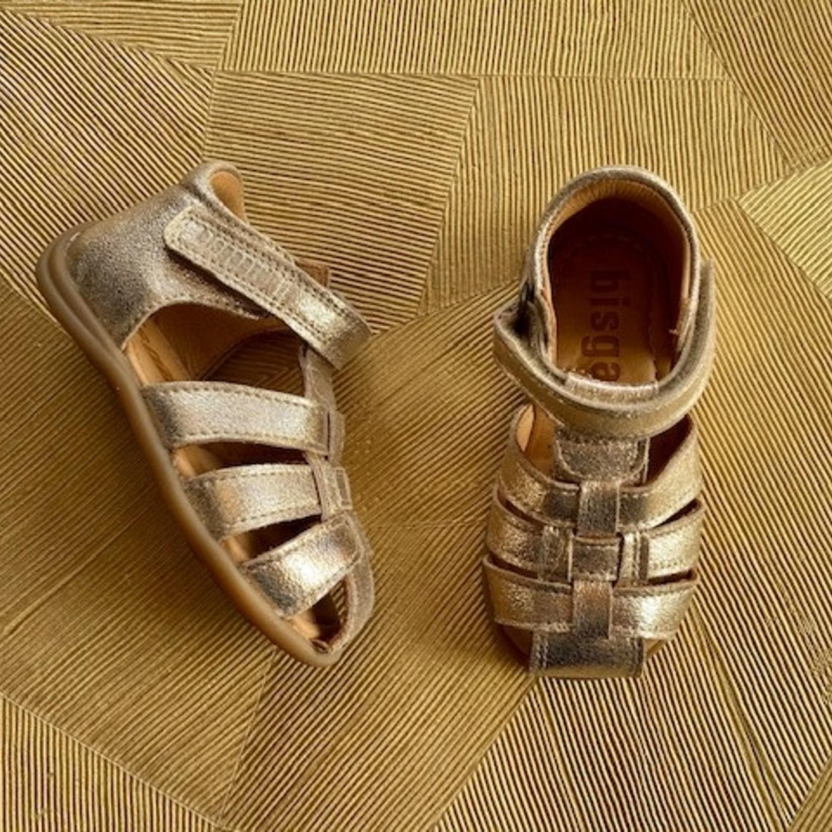 BISGAARD sandaal carly PLATIN