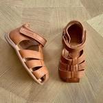 BISGAARD sandaal  TAN