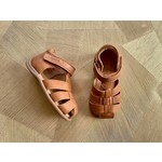 BISGAARD sandaal  carly TAN