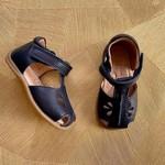 BISGAARD sandaal chloe  NAVY
