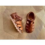 BISGAARD sandaal beka  COGNAC