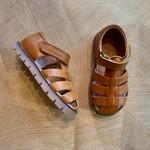 BISGAARD sandaal beka  MUSTARD