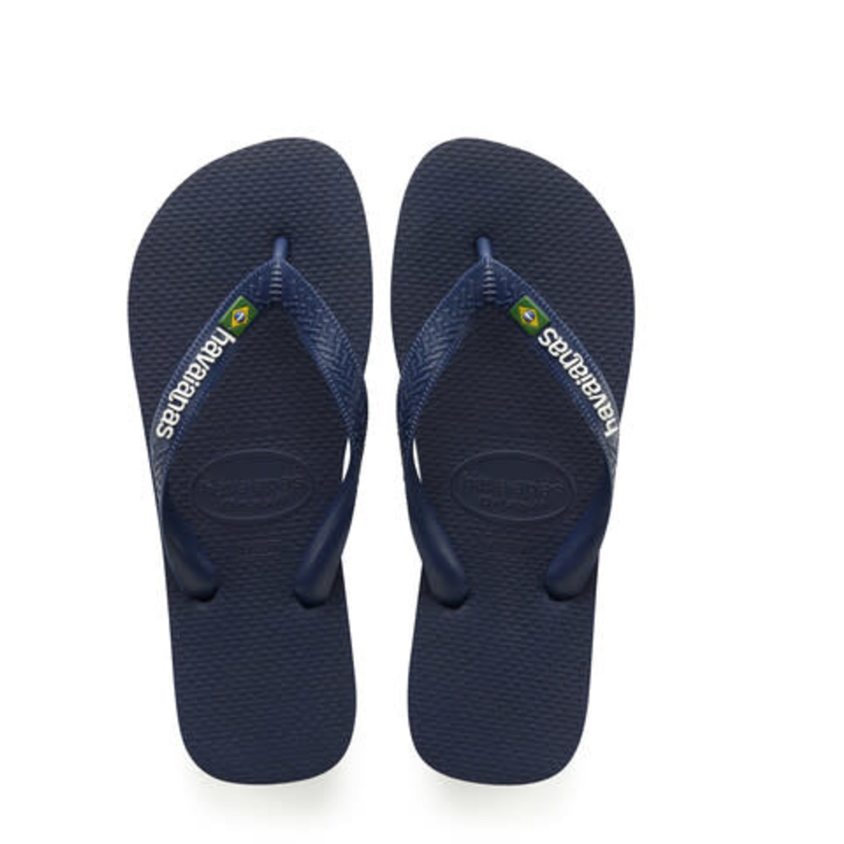 HAVAIANAS HAVAIANAS slipper Brasil logo BLUE