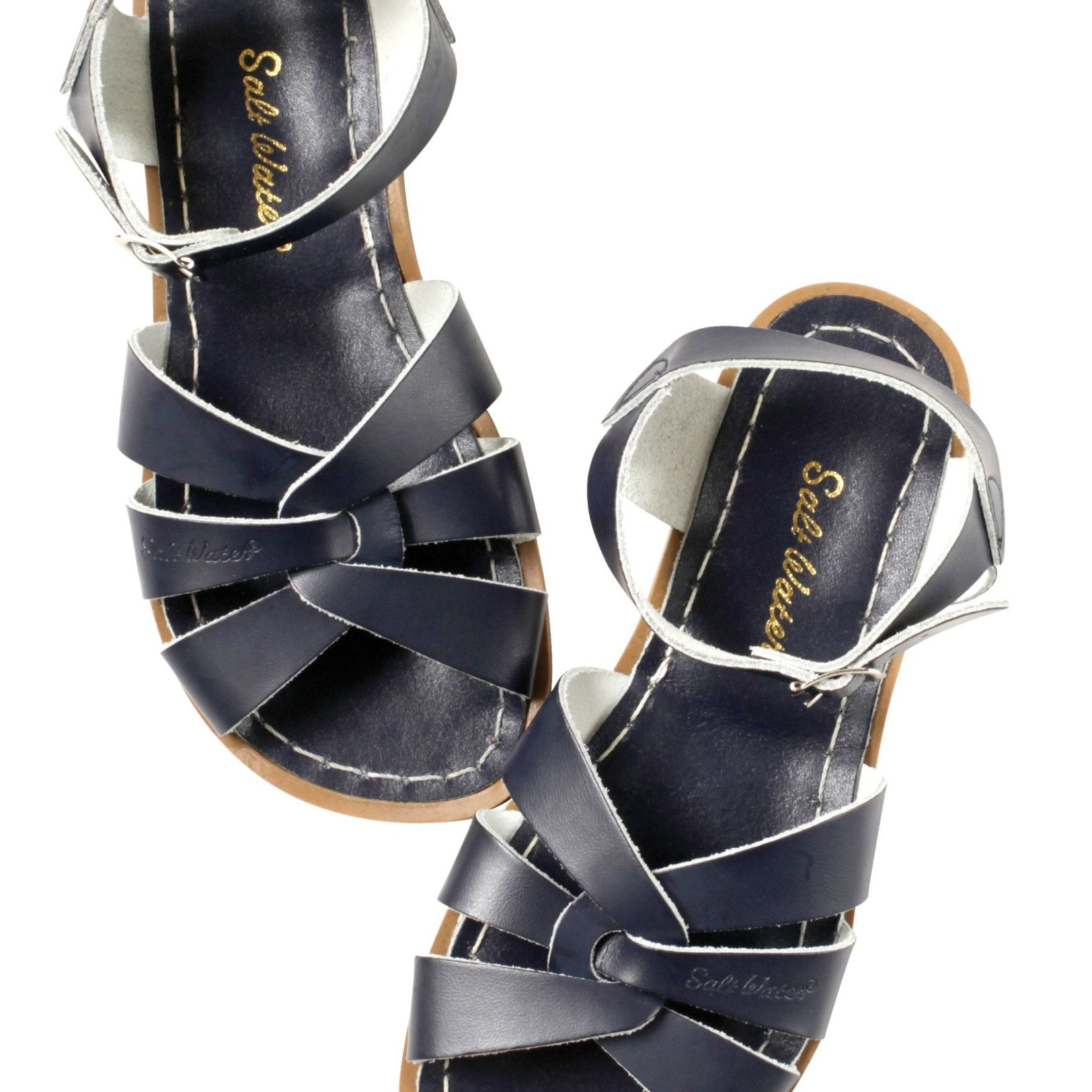 SALTWATERSANDALS SALT WATER original NAVY