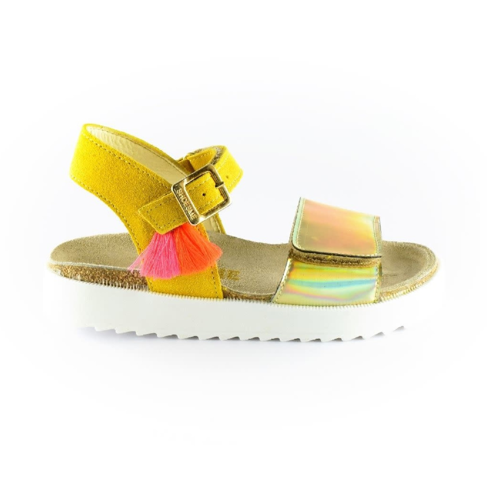 SHOESME SHOESME   YELLOW suède