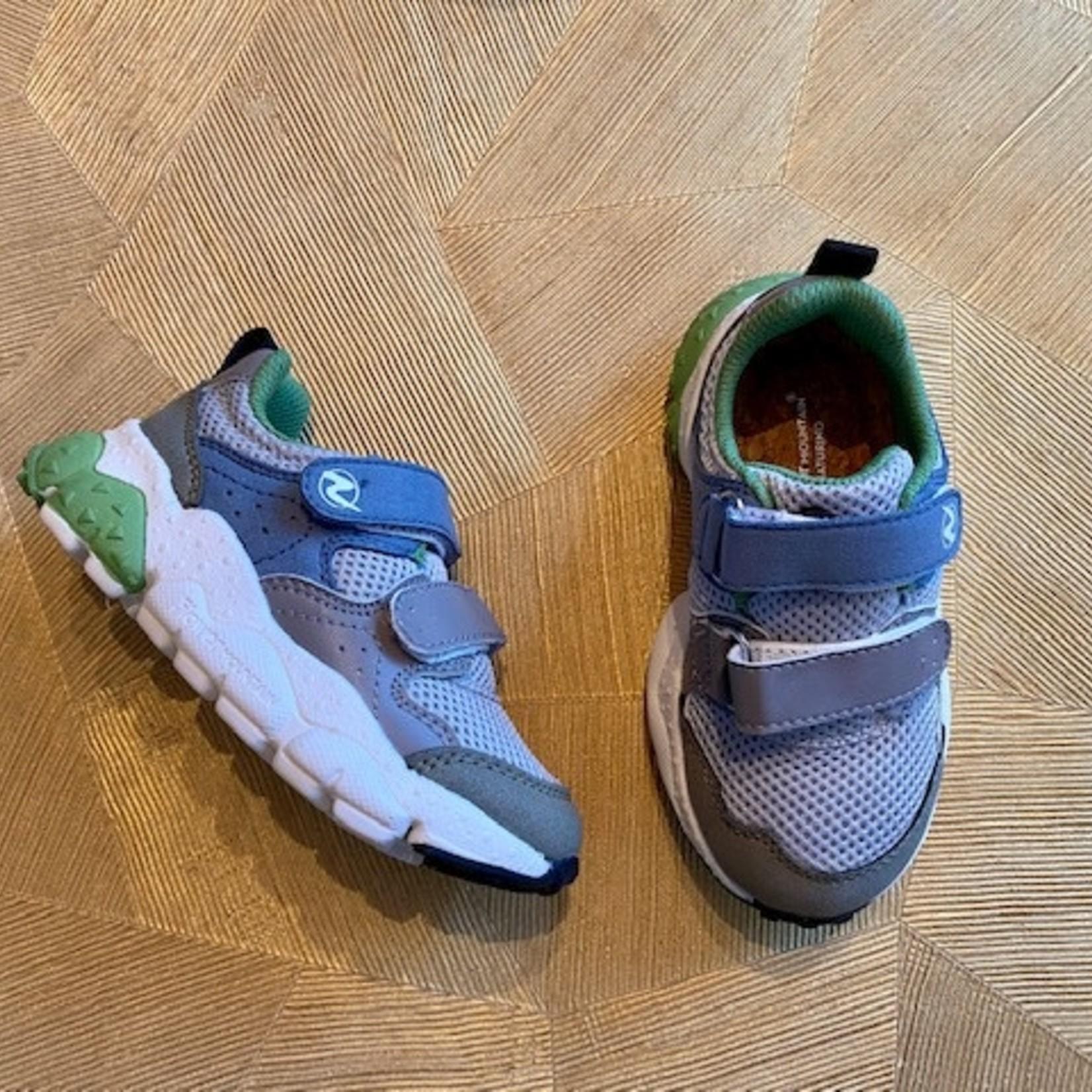 NATURINO NATURINO  sneaker VEGAN groen