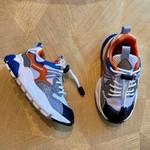 NATURINO NATURINO  sneaker VEGAN oranje