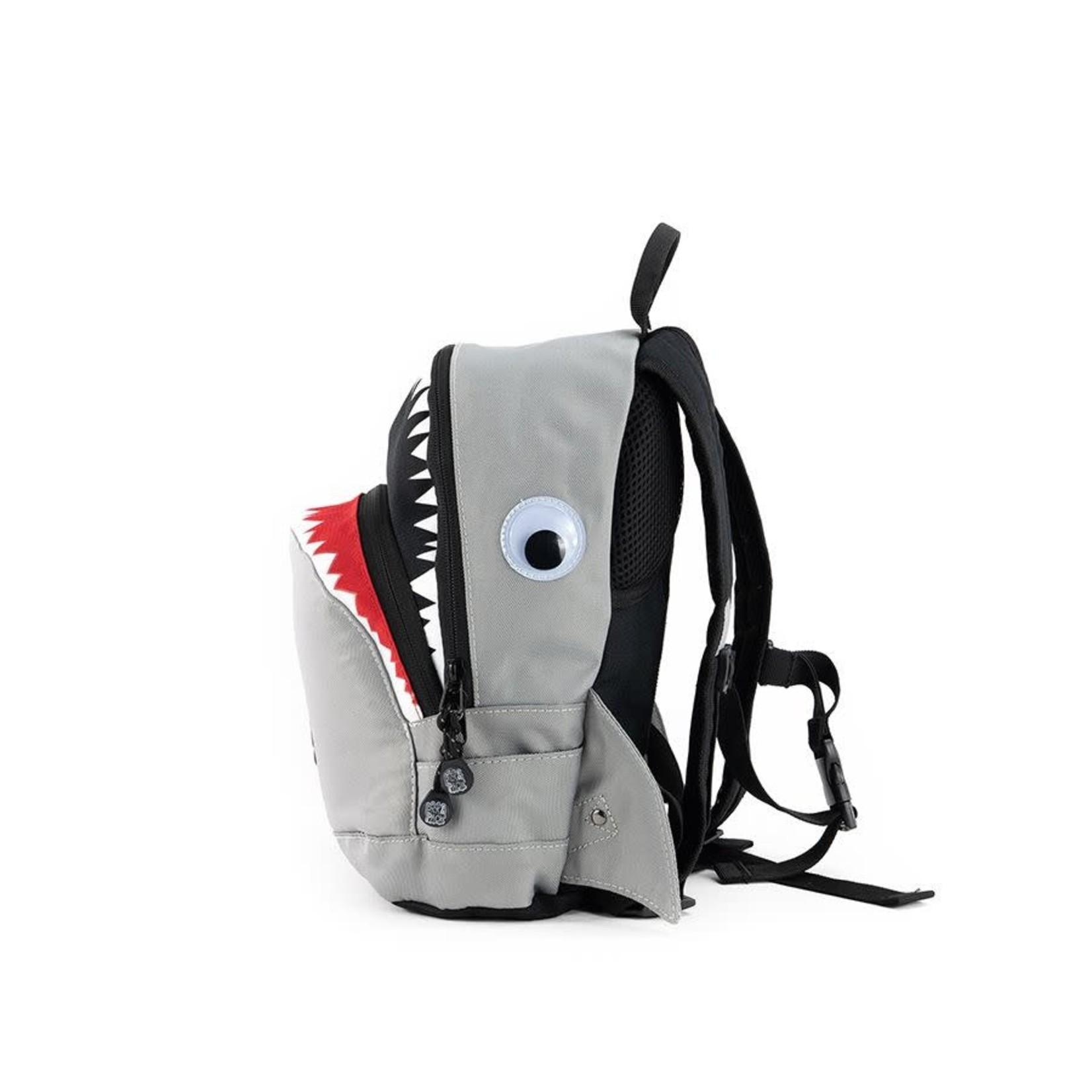 pick & pack PICK & PACK Shark Shape GREY