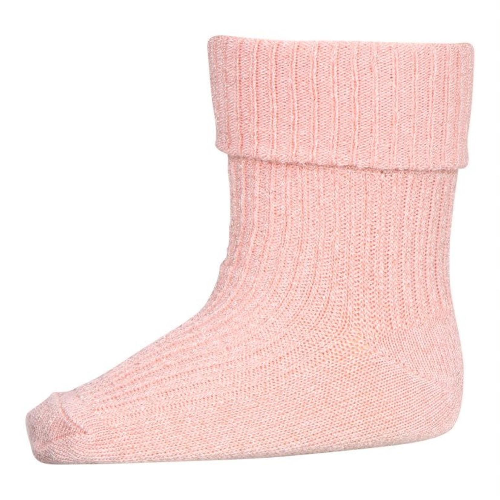 MP DENMARK mp Denmark baby sok pink/glitter