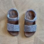 CLIC CLIC sandaal klittenband PONY-PRINT