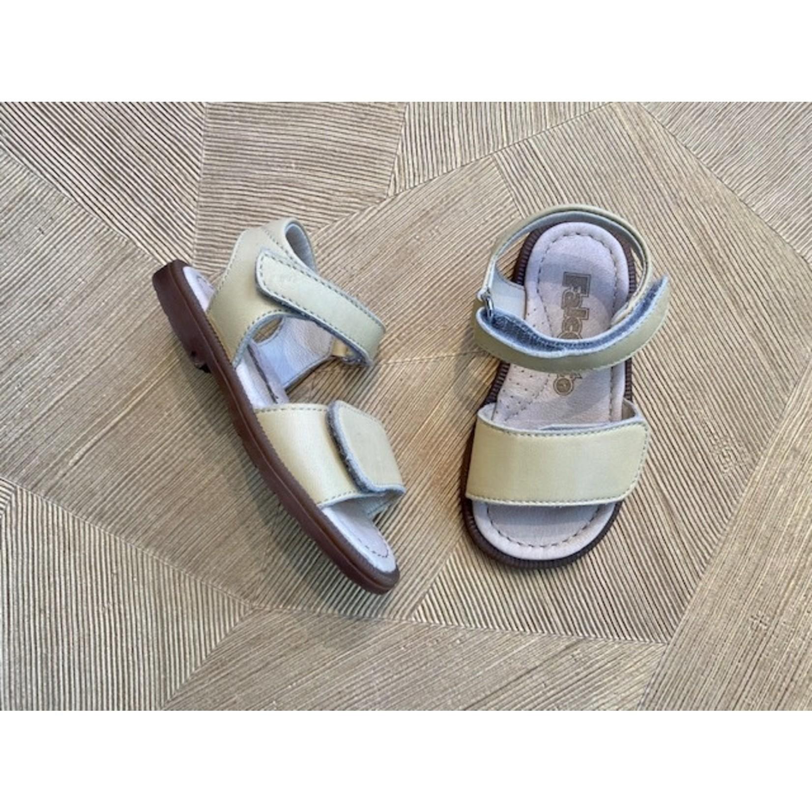FALCOTTO FALCOTTO sandaal LICHTGEEL