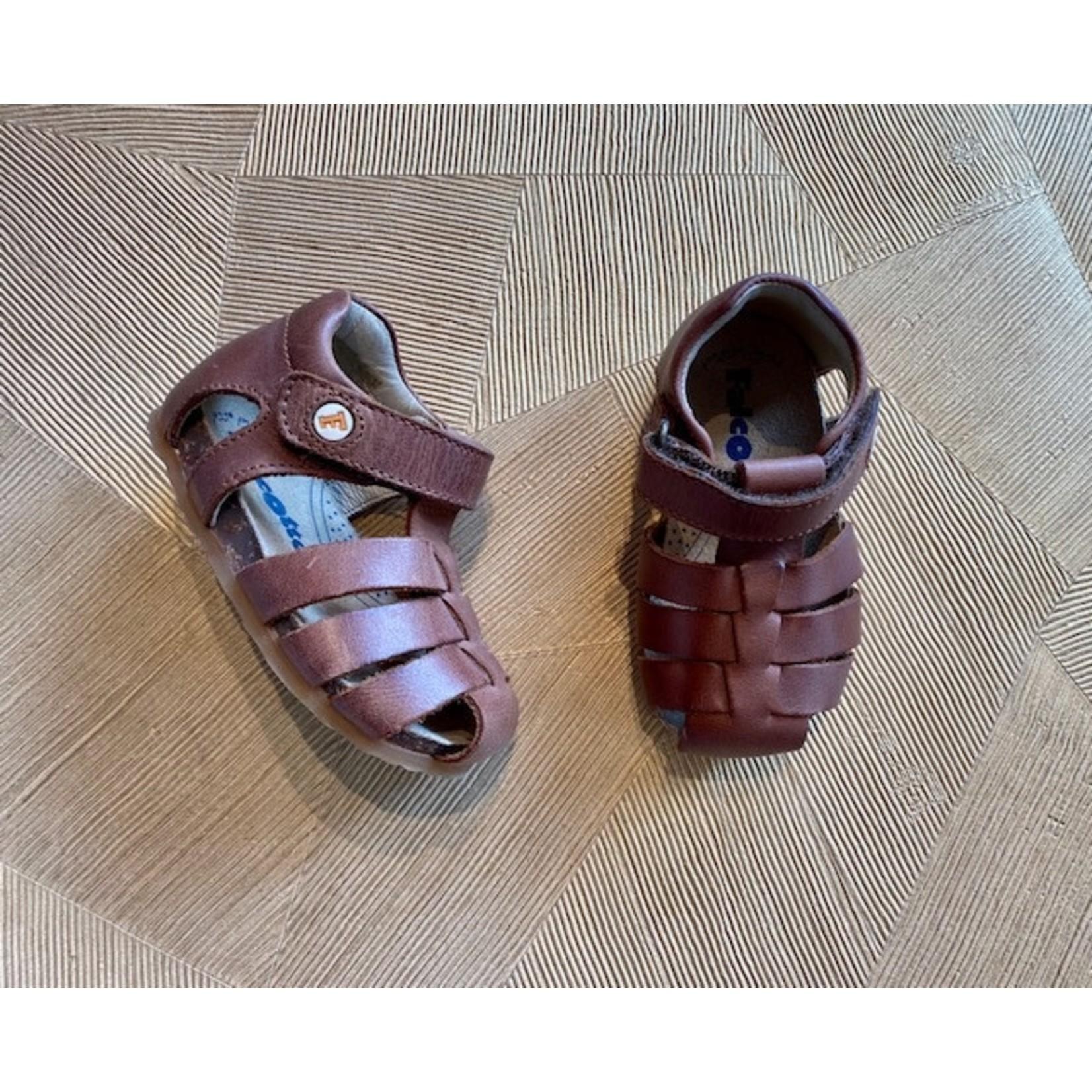 FALCOTTO FALCOTTO sandaal dichte neus