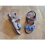 CLIC CLIC sandaal amber BLOEM