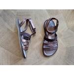 BISGAARD sandaal  BRONS