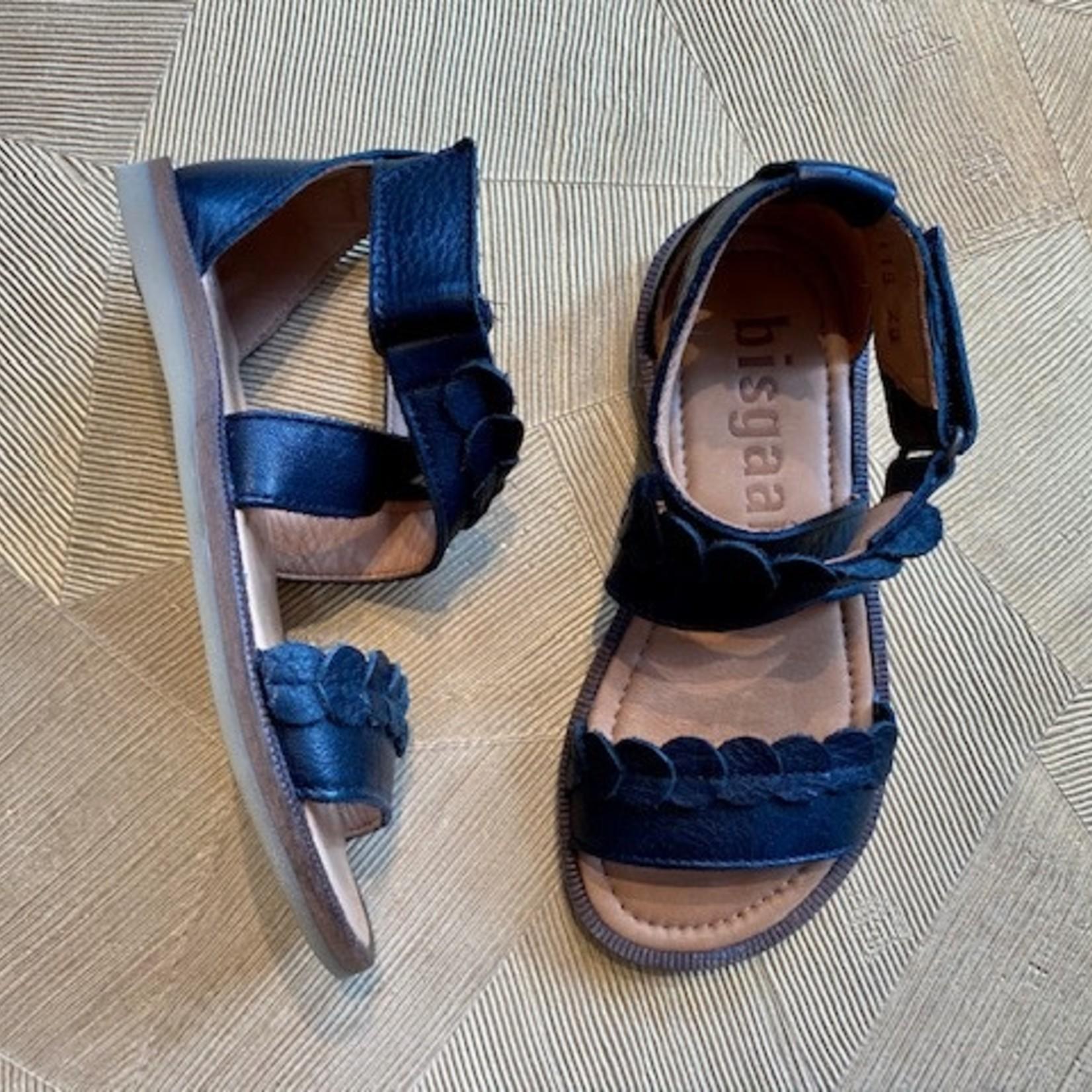 BISGAARD sandaal ZWART