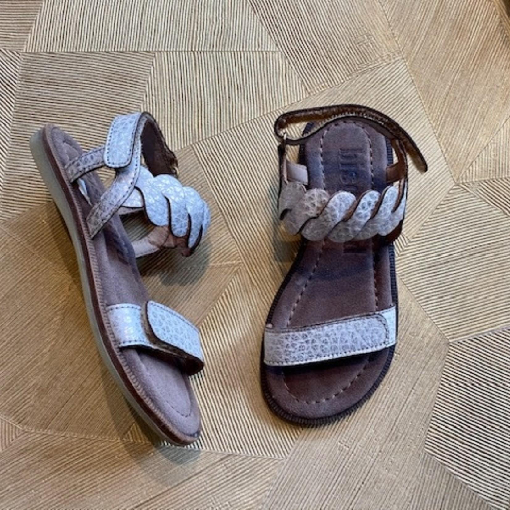 BISGAARD sandaal VLECHT