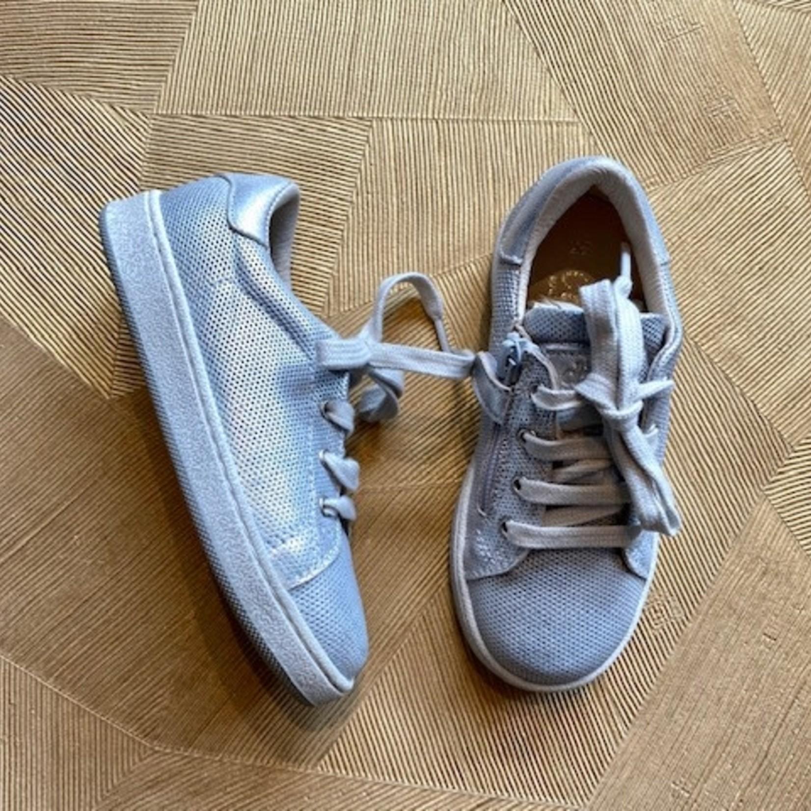 CLIC CLIC sneaker v+r metalic leer.