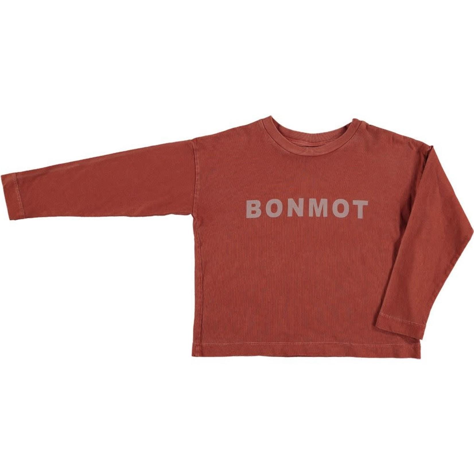 BONMOT BONMOT t-shirt lange mouw