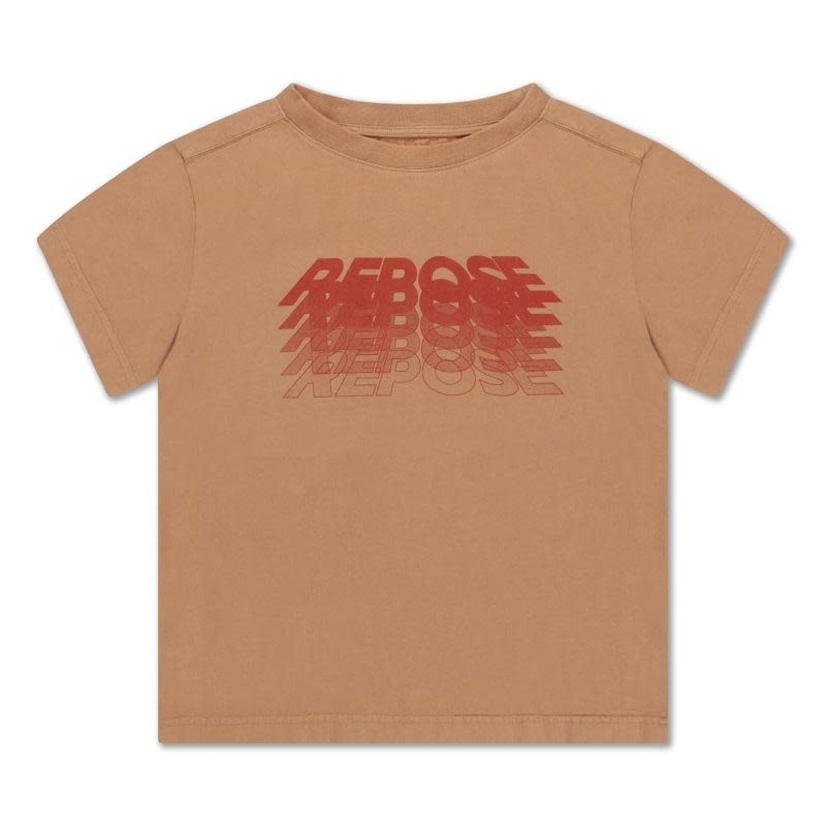 REPOSE AMS REPOSE t-shirt tekst