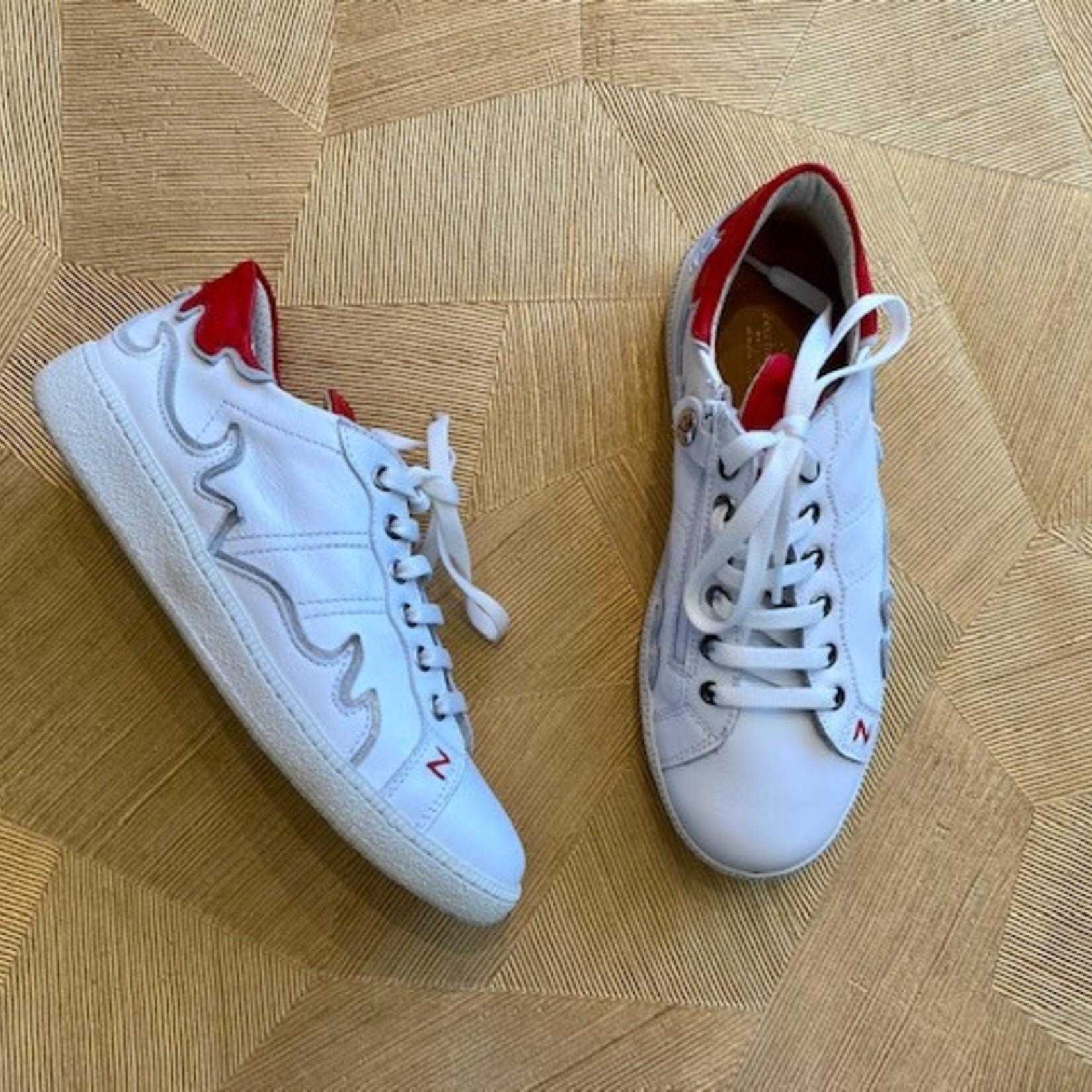 ZECCHINO D'ORO ZECCHINO D'ORO  sneaker golfjes ROOD