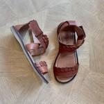 BISGAARD sandaal COGNAC