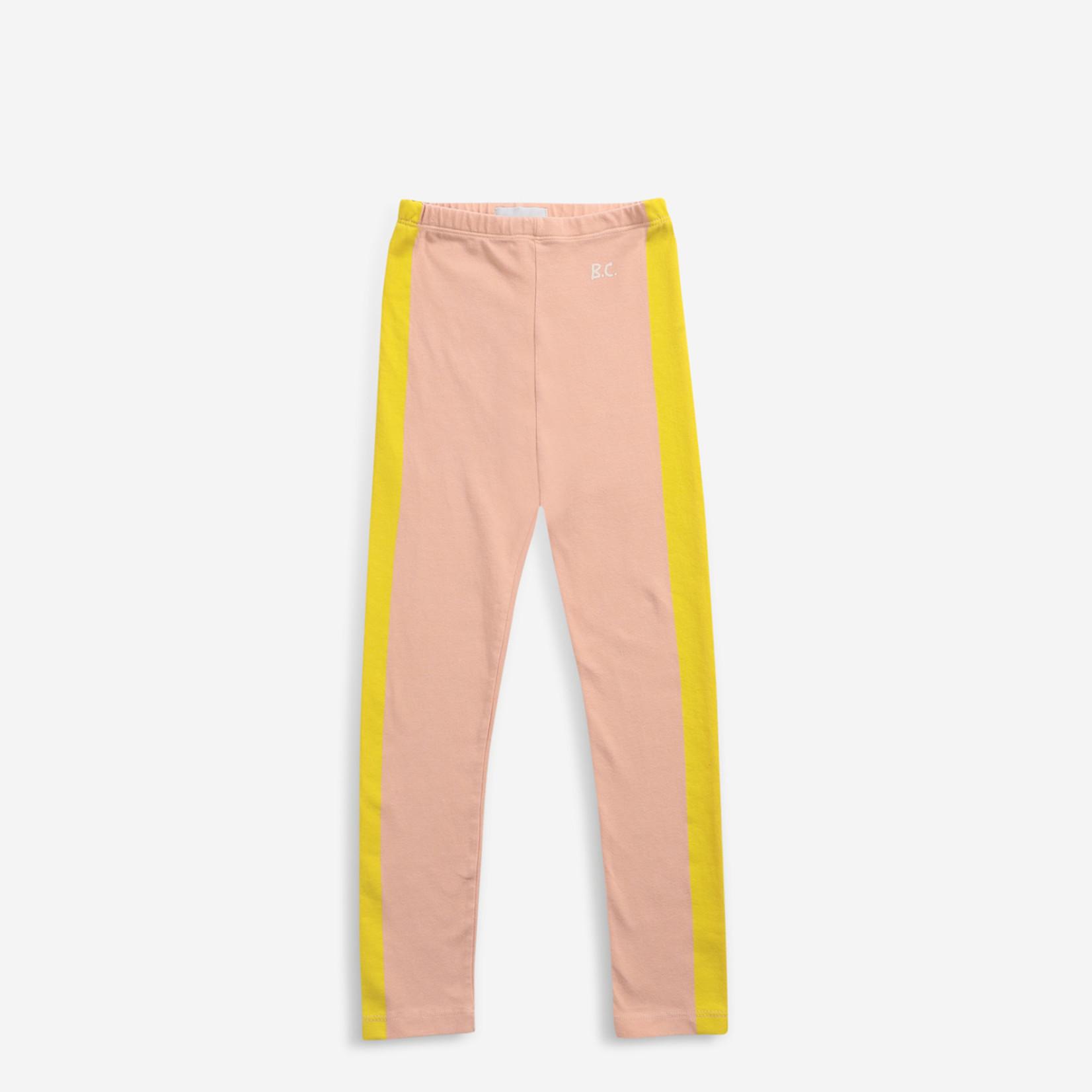BOBO CHOSES BOBO CHOSES Yellow Stripes legging