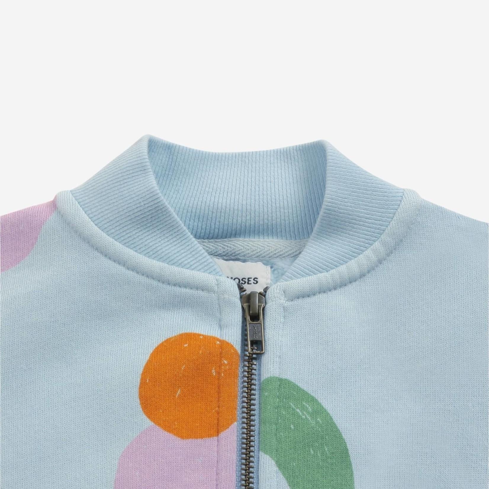 BOBO CHOSES BOBO CHOSES Fruits All Over zipped sweatshirt