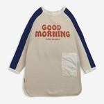 BOBO CHOSES BOBO CHOSES Good Morning fleece dress