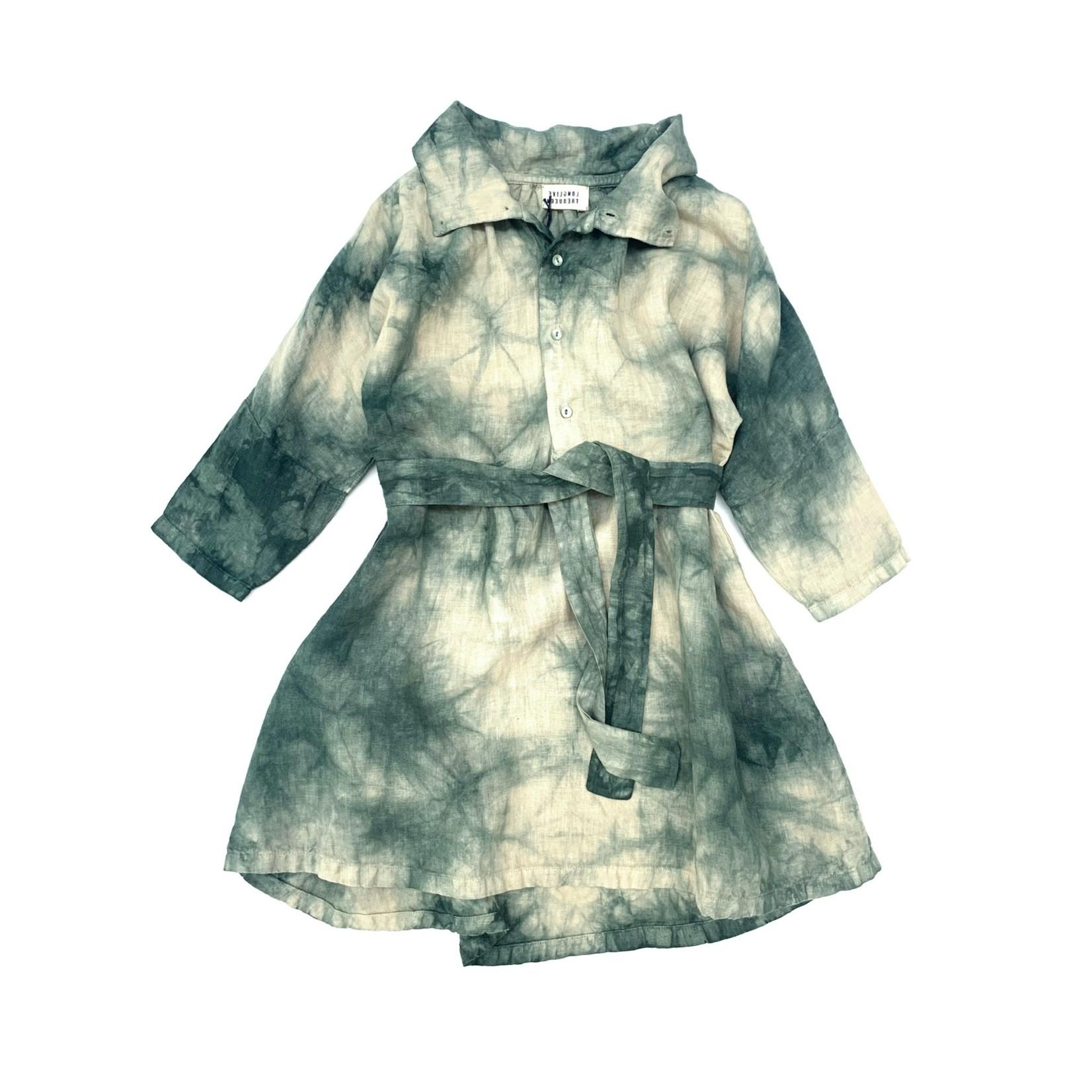 LONG LIVE THE QUEEN Long live the queen linen dress