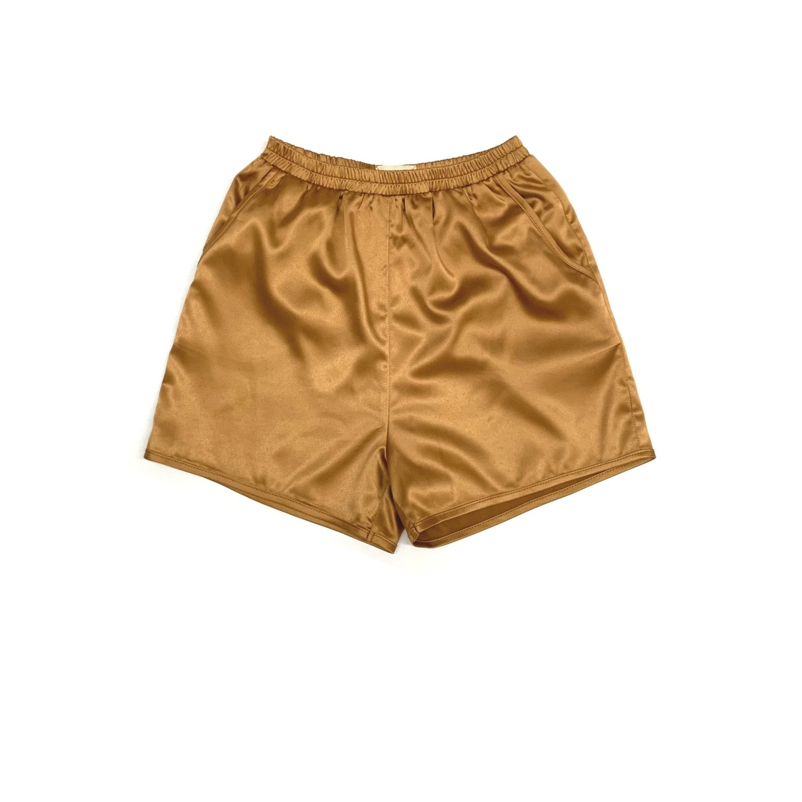 LONG LIVE THE QUEEN Long live the queen satin shorts