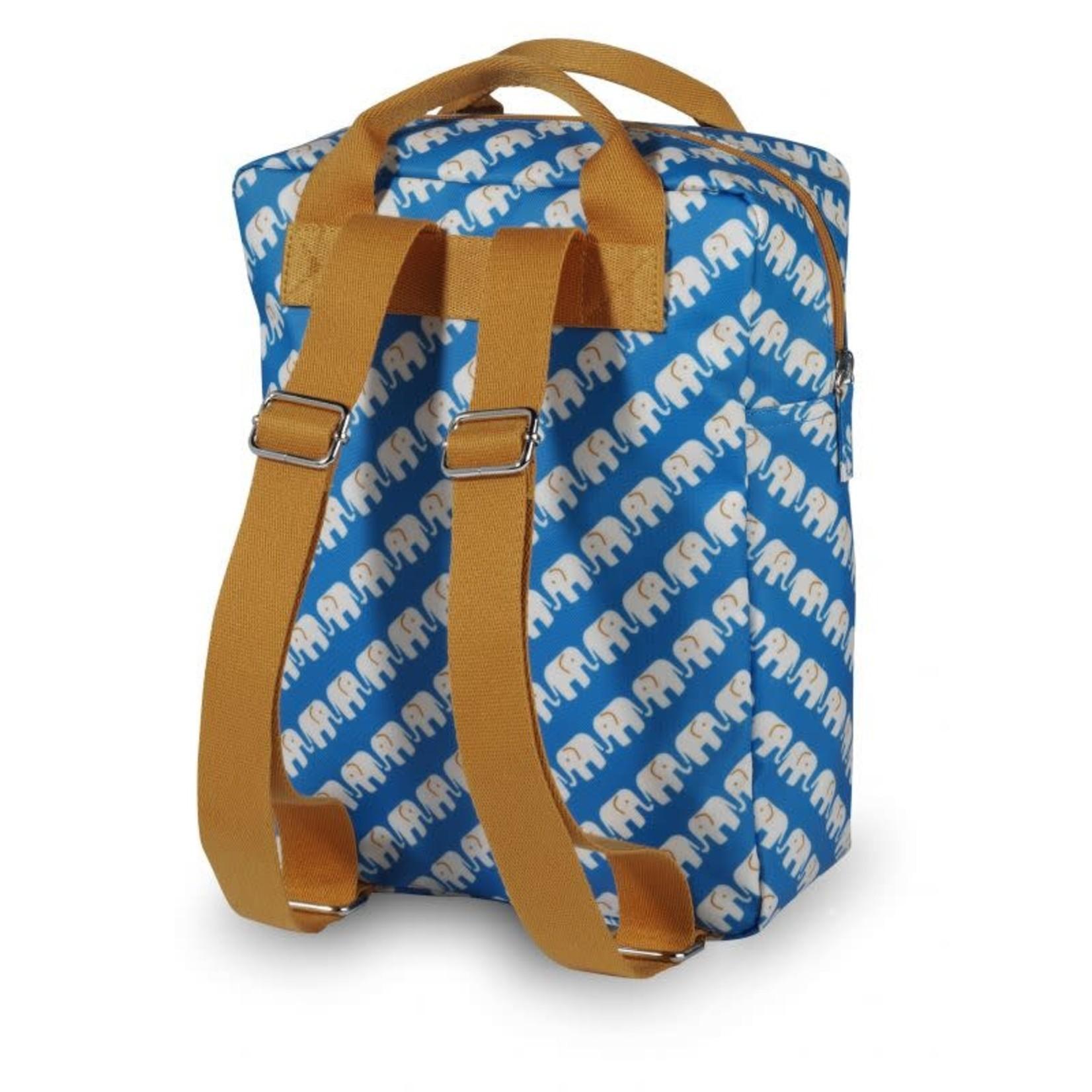 ENGEL ENGEL backpack  Elepant blue