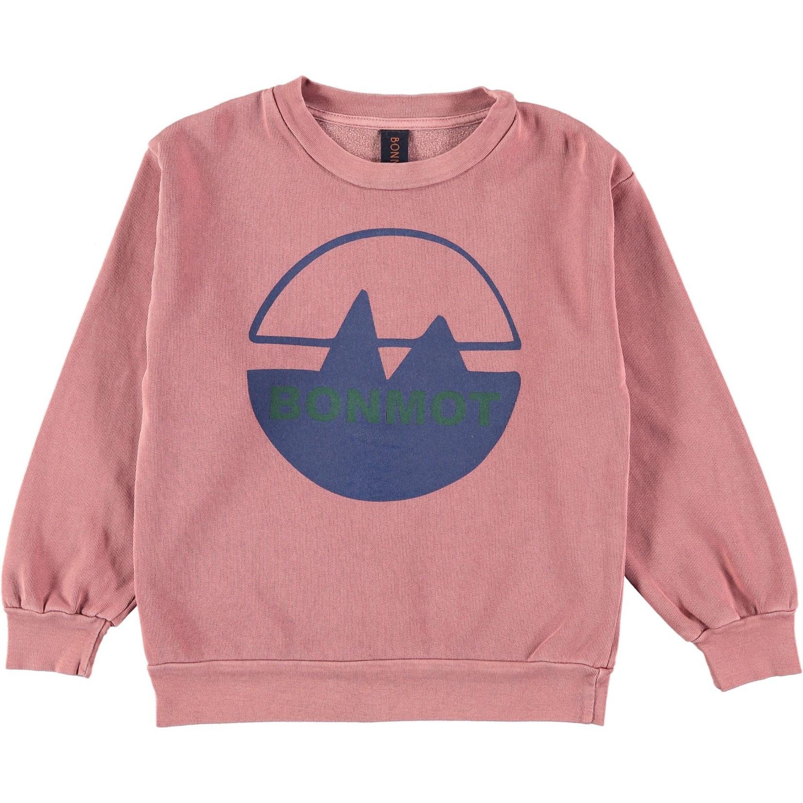 BONMOT BONMOT organic. Sweatshirt bonmot mountain