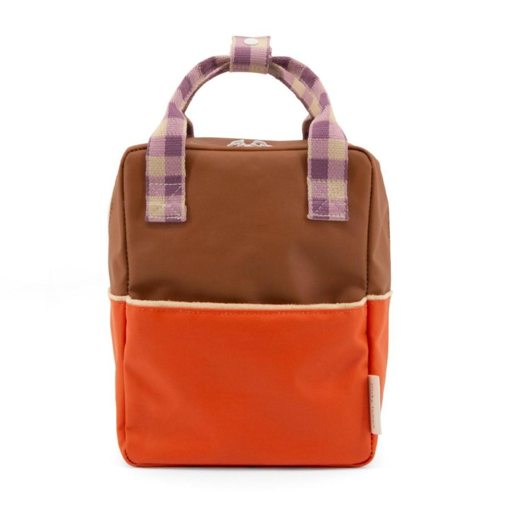 STICKY LEMON TICKY LEMON backpack small colourblocking
