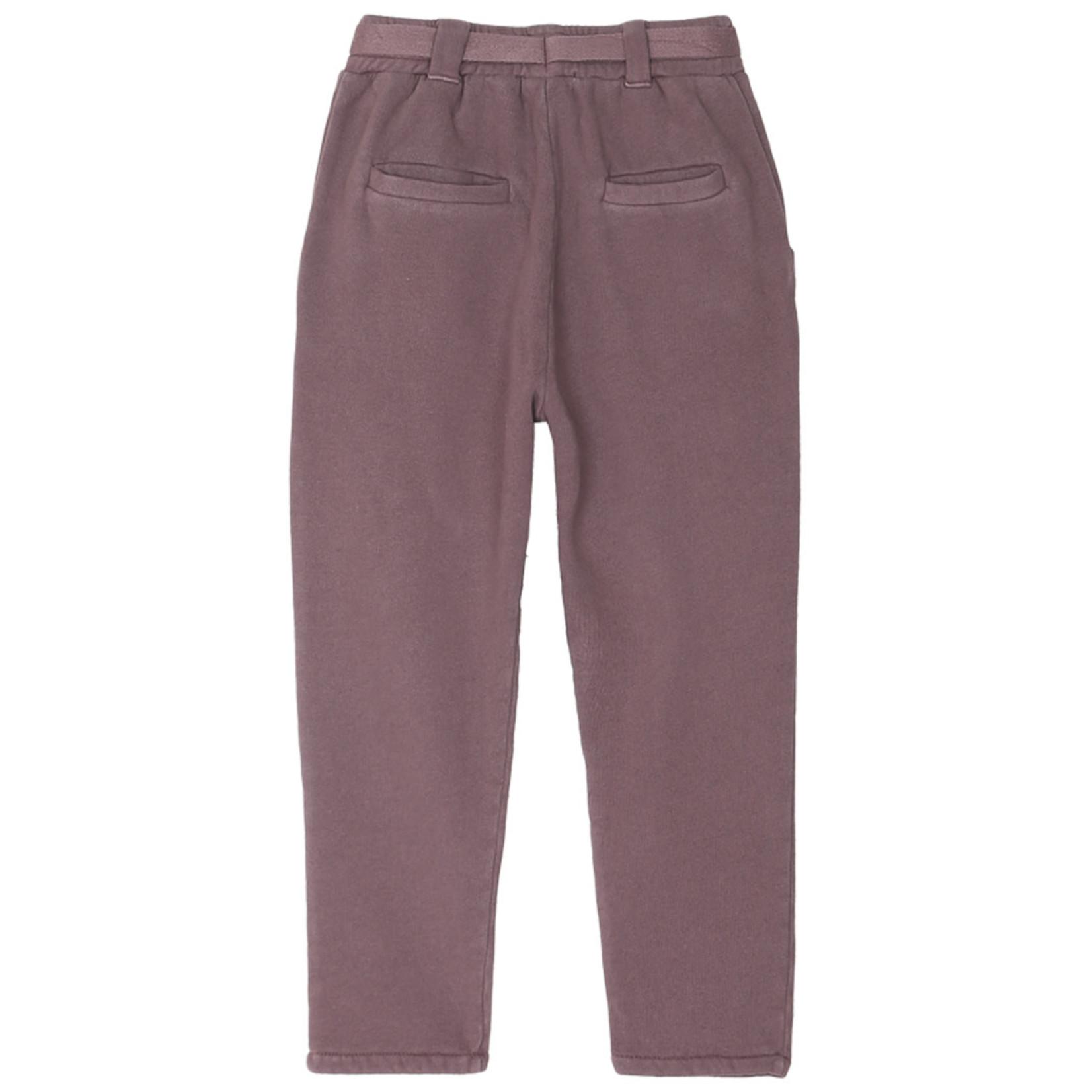EMILE ET IDA EMILE ET IDA  pantalon PRUNE