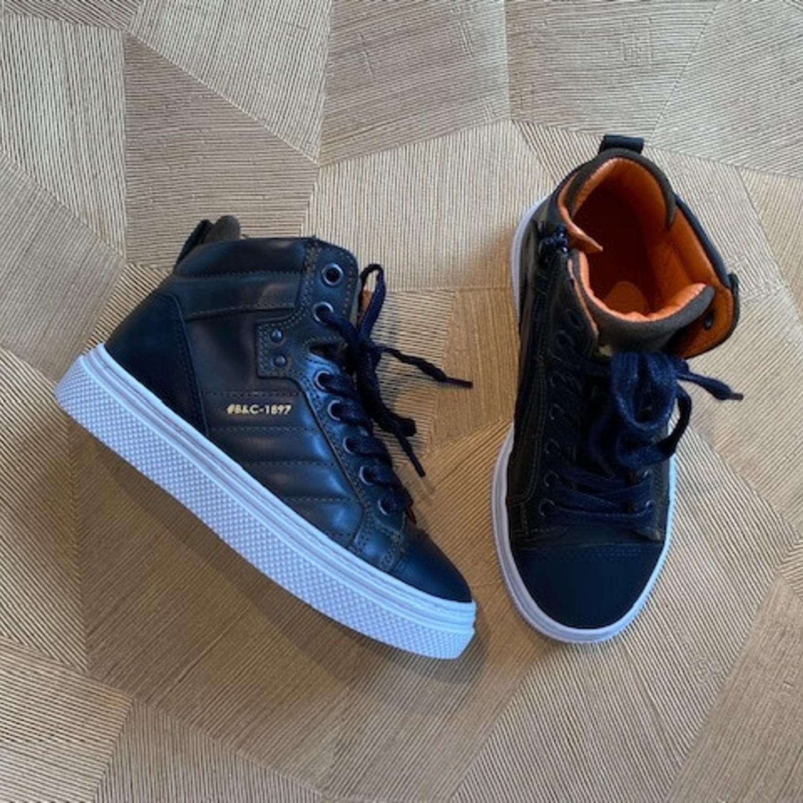 BANA & CO BANNA & CO Sneaker Vitello FMV Kaki