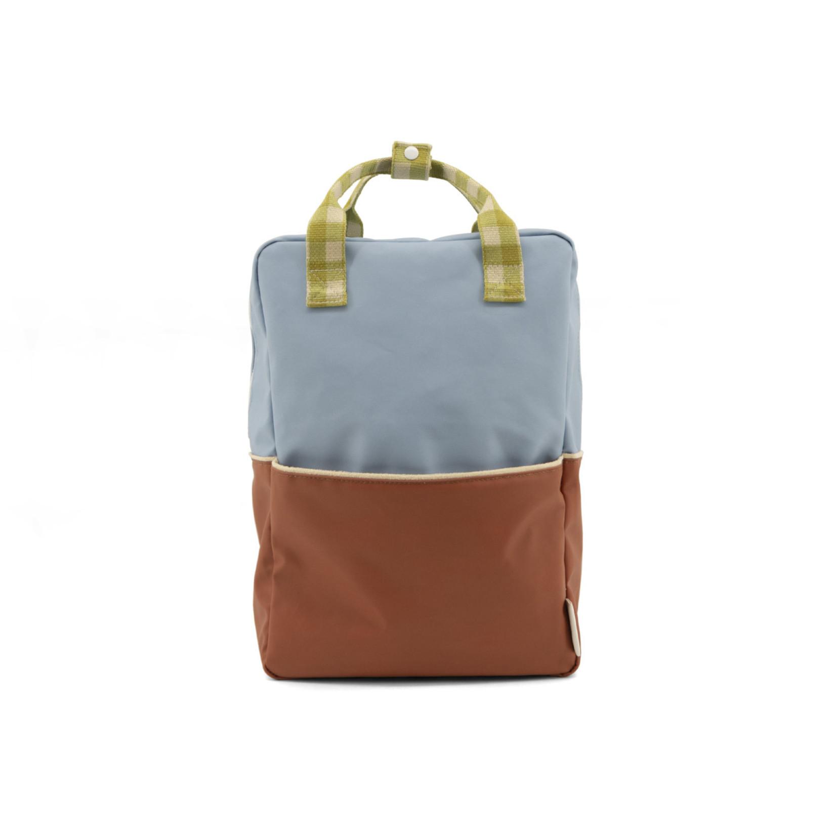 STICKY LEMON STICKY LEMON backpack large colorblocking