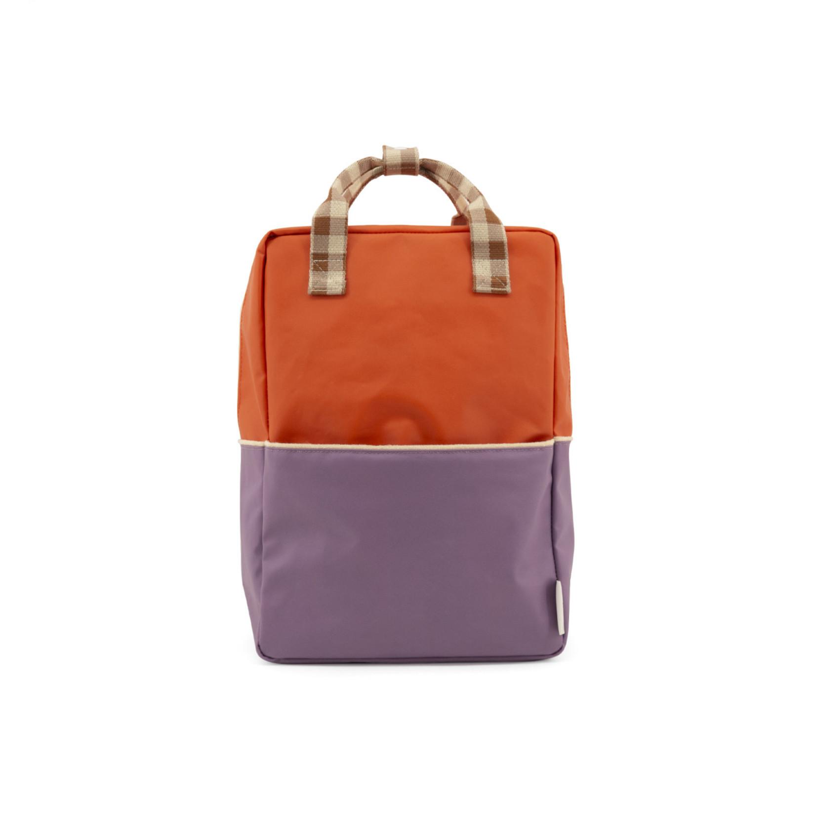 STICKY LEMON STICKY LEMON backpack large colourblocking