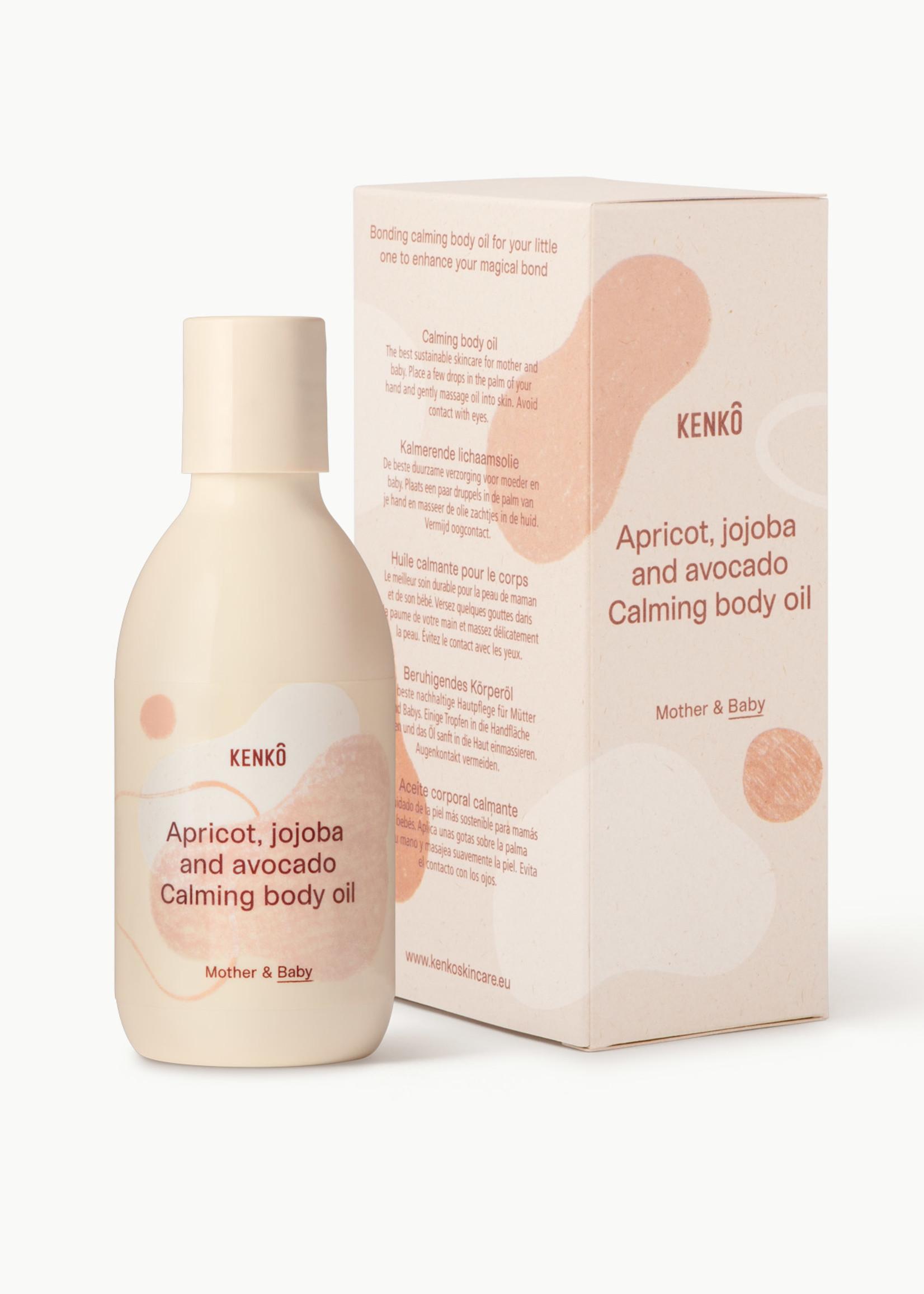 Kenko Skincare Body Oil - Baby