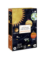 Timboo Puzzle - Discover The Planets