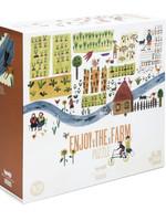 Londji Puzzel - Enjoy The Farm