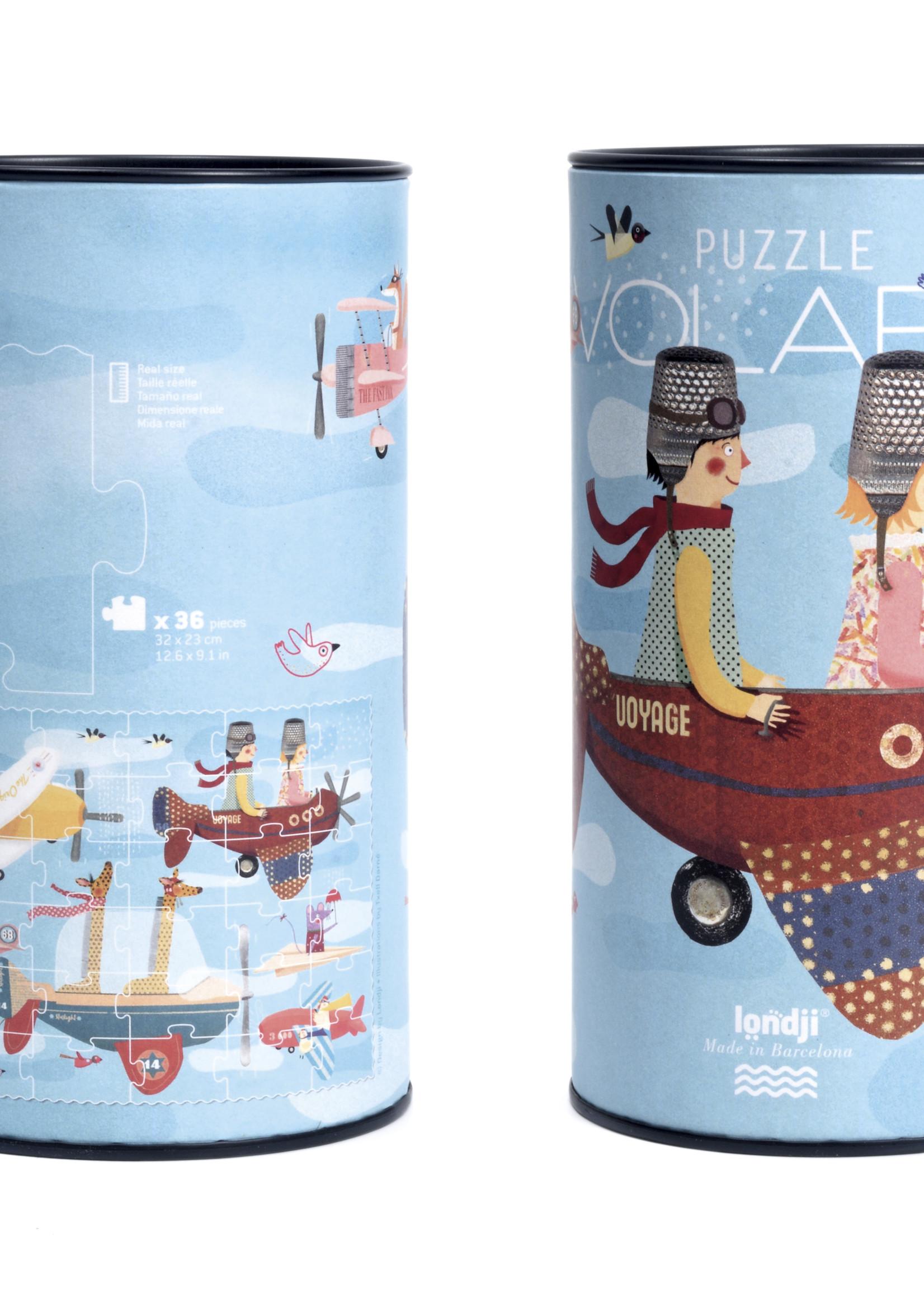 Londji Puzzle - Volare