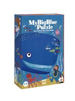 Londji Puzzel - My Big Blue