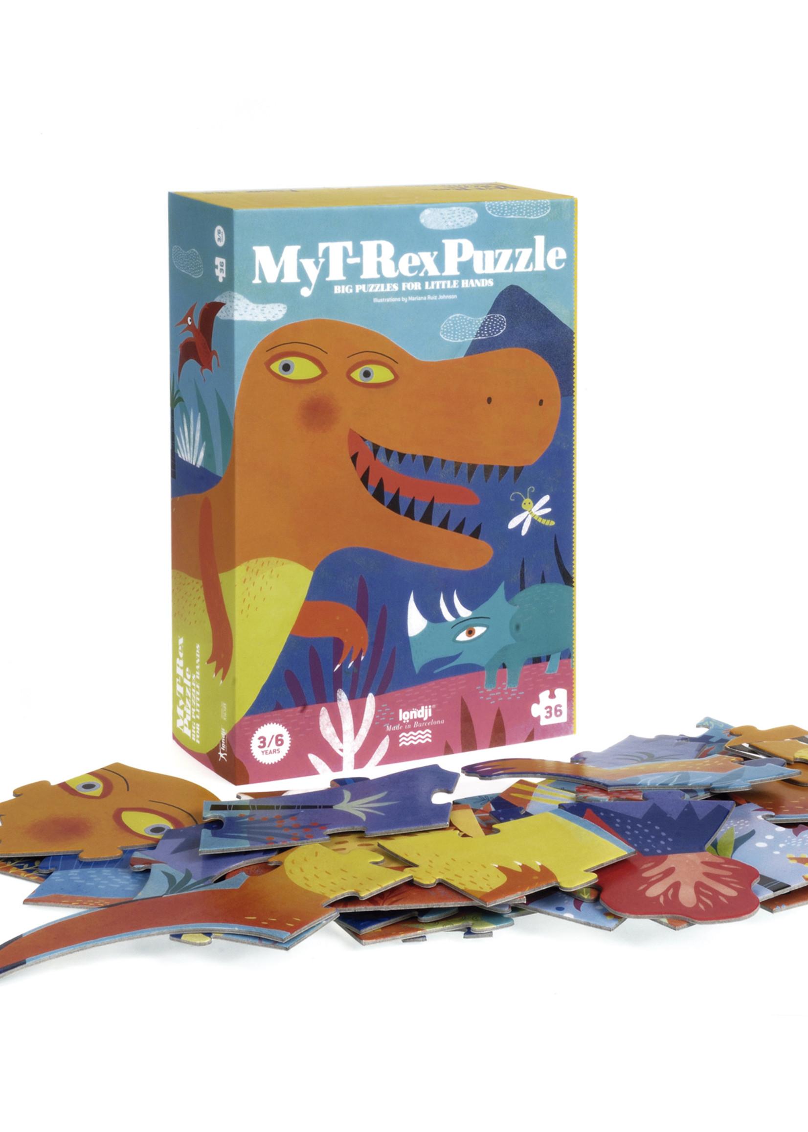 Londji Puzzel - My T-Rex