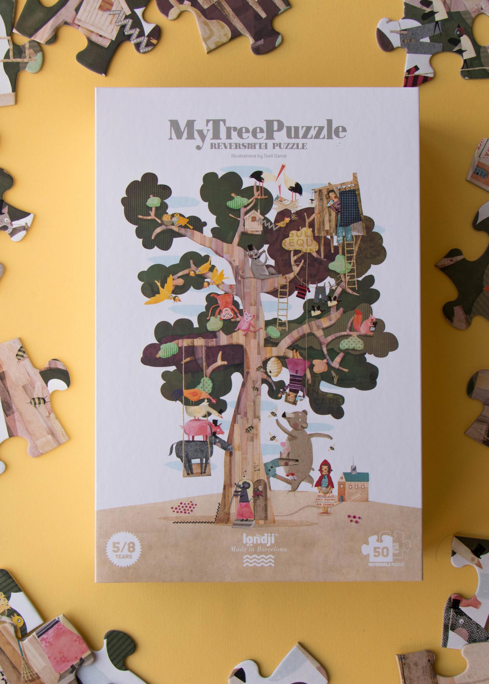 Londji Puzzle - My Tree