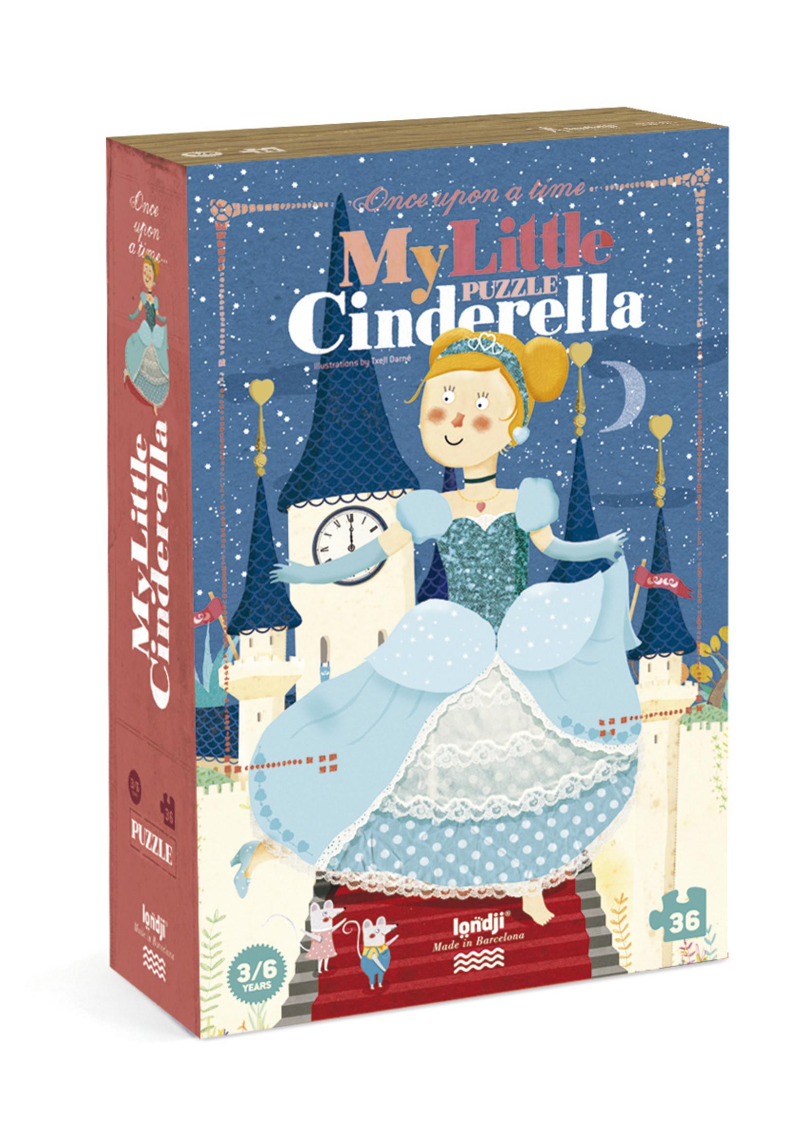 Londji Puzzle - Cinderella