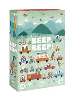 Londji Puzzle - Beep Beep